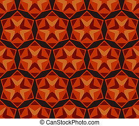 vintage wallpaper pattern seamless background. Vector.