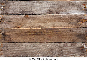 Vintage weathered wooden background