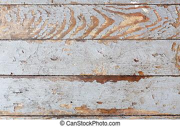 Vintage white wood background.