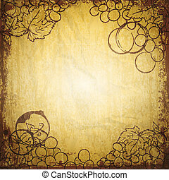 Vintage wine paper - Vintage wine and winemaking paper...