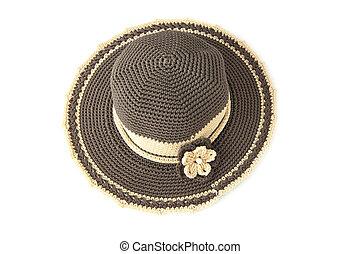 Vintage woman hat
