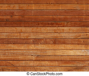 vintage wood panels. - brown ancient wooden background.