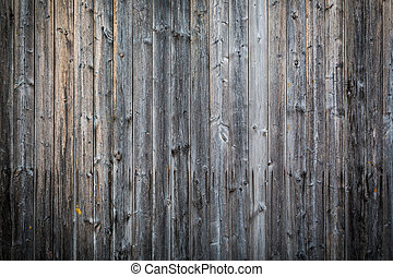 Vintage wooden wall as background