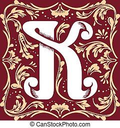 vintage_letter_k.eps