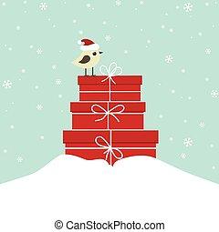 vinter, card