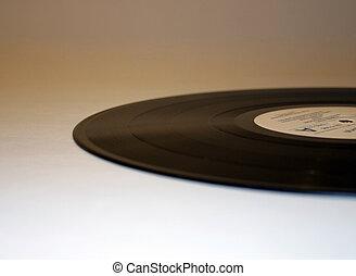 vinyl, ellipse