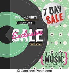 Music Lover Promotion Banner