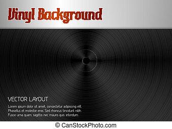 vinyl, grafické pozadí