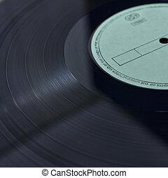 vinyl hanglemez