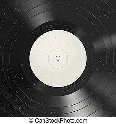 vinyl teckna uppe, bakgrund.