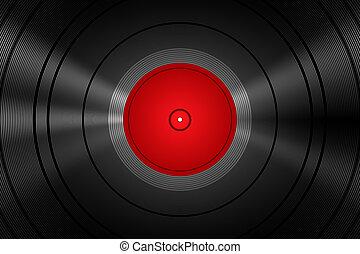 vinylverslag