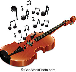 violín, melody2