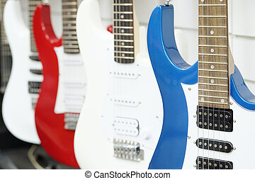 violões elétricos