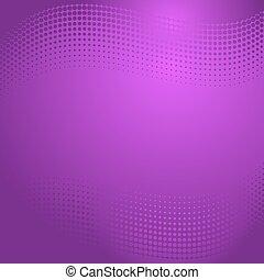 viola, fondo, halftone