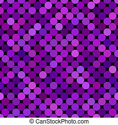 viola, modello, -, seamless, vettore, disegno, fondo, puntino