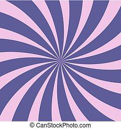 viola, spirale, fondo