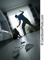 violence, huiselijk