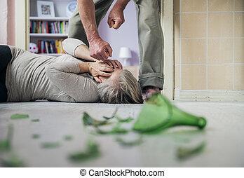 violenza, domestico