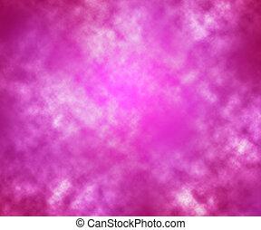 Violet Clouds Texture