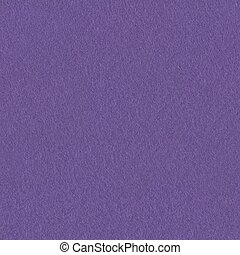 Violet felt texture for design. Seamless square background, tile ready.
