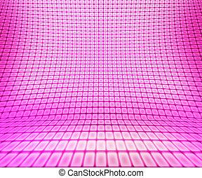 Violet Lights Stage