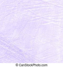 Violet polyethylene backdrop. Violet cellophane packaging