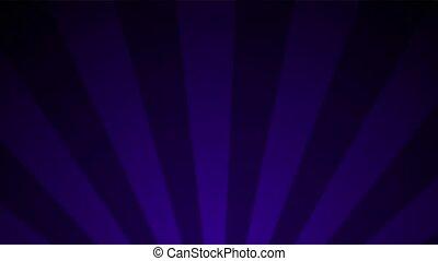 Violet Purple Radial Loop - Perfectly seamless loop features...