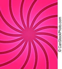 Violet Rays Background