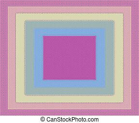 Violet Retro Backdrop