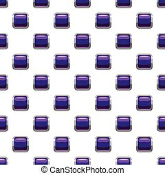 Violet square button pattern