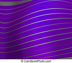 Violet Straps Background
