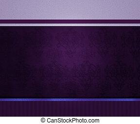 Violet Vintage Background