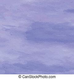 Violet watercolor decorative background. Illustration made...