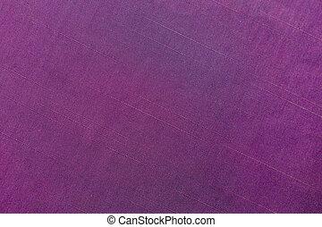 violeta, algodão, textura
