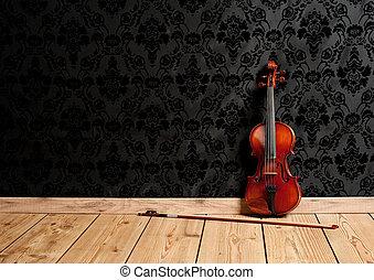 violin, klassisk