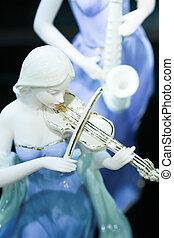 violin music background