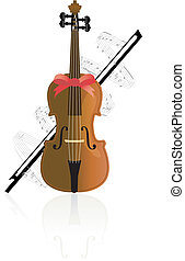 violine bogen