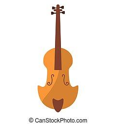 violino, música clássica, instrumento