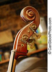 violon, avenir