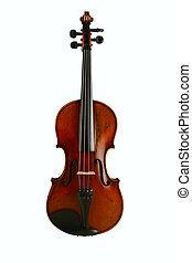 violon, entiers