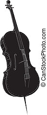 violoncello, klassisk