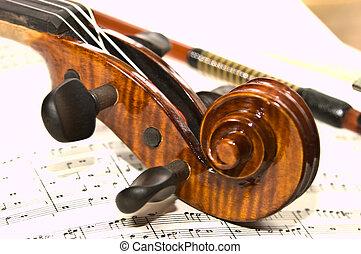 viool rol