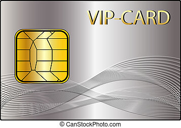 vip, カード