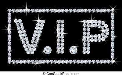 vip, ダイヤモンド