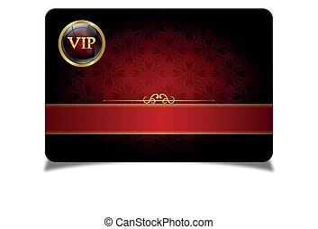 vip, レッドカード