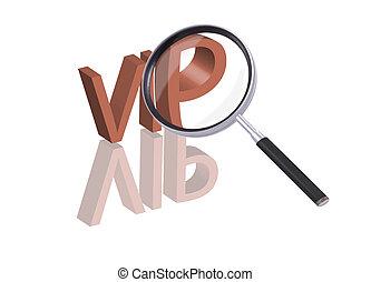 vip, 捜索しなさい