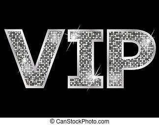vip, 非常に, -, 人, アイコン, 重要