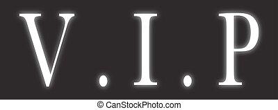 v.i.p, czarnoskóry i biały