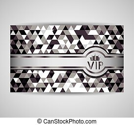 VIP design, vector illustration.