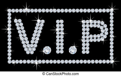 vip, diamantes